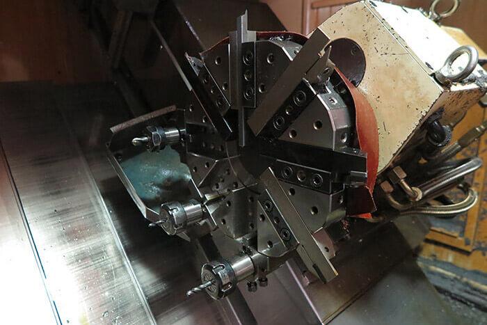b2bespoke cnc machine metal